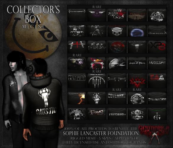 WGF2014 Mens Collectors Box
