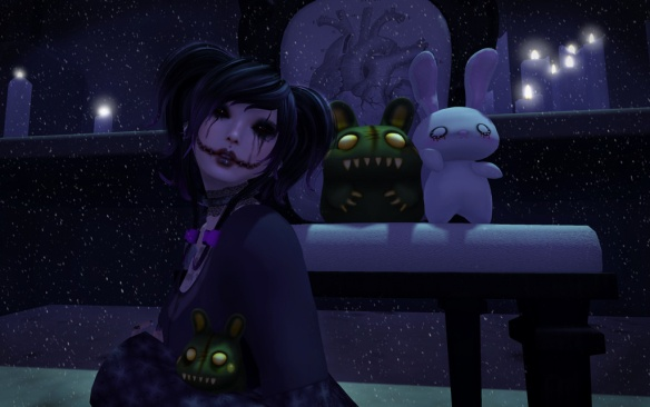 World Goth Fair - Dark Beginning by Aarya Kiseki - click the picture to read the post.